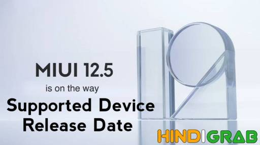 MIUI 12.5 Release Date and Features
