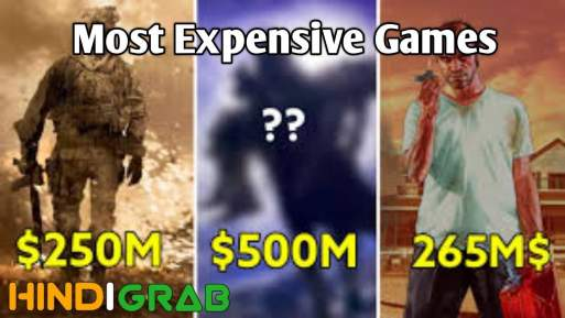 Most Expansive Games