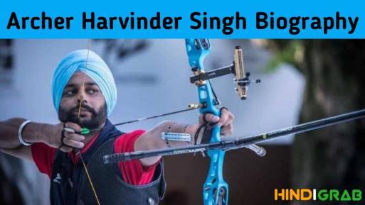 Harvinder Singh Biography in Hindi