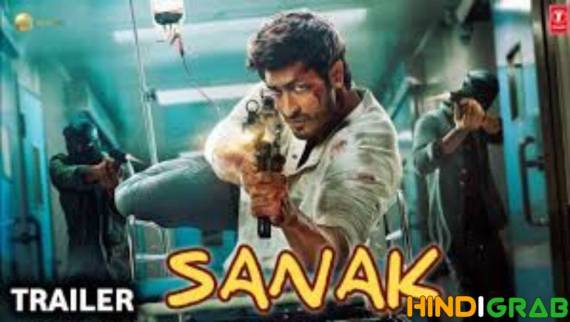 Sanak Movie Download For Free